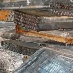 Clean Aluminum Copper Cores