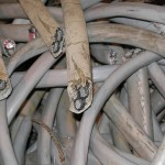 Insulated Aluminum Wire and cable